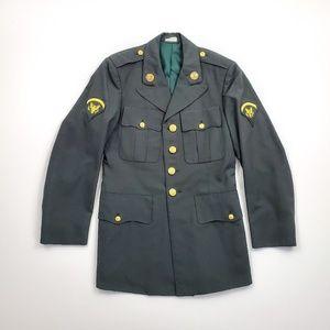 US Army WWII Uniform Military Jacket